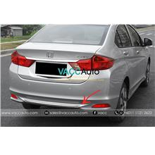 New Honda City (6th Gen) Rear Bumper Chrome Lining