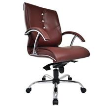 Executive Medium Back Office Chair - DM 02 (PU Leather Seating)
