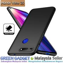 Honor View 20 Case Cover Thin Fit Hard (Black)