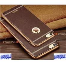 iPhone 6 Plus (5.5') TPU Leather Casing Case Cover [Delivery 5-9days]