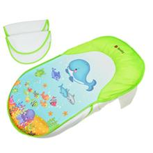 Sozzy Baby or Infant Bath Sling Bed with Warming Wings