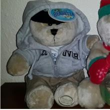 New! Starbucks® Bearista® Hoodie Vancouver Special Edition bear