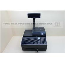 POS SYSTEM CASH REGISTER ,COMPLET SET WINDOW 7 WITH CASH DRAWER