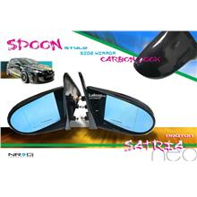 SPOON style side mirror PROTON SATRIA NEO