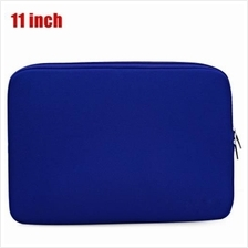 KOREAN STYLE UNIVERSAL FOAM ZIPPER SOFT SLEEVE LAPTOP BAG COVER FOR MACBOOK AI