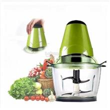 Electric Meat Mincer Grinder Hand Blender Vegetable Chopper