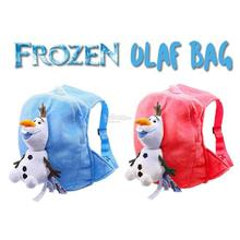 Frozen Olaf Kids Children 3D Backpack Bag