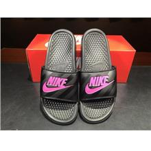 Nike Classic Symmetrical Fashion Casual Breathable Men Women' Slippers