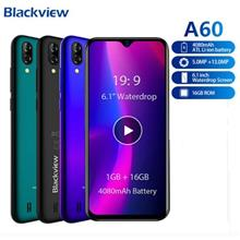 Blackview A60 6.1' Waterdrop Screen 3G Smartphone (WP-A60).