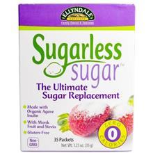 Sugarless Sugar, 35 Packets (like pal sweet, 0 Calories) Made In USA