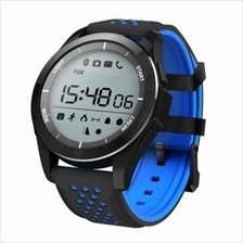 NO.1 F3 SPORTS SMARTWATCH BLUETOOTH 4.0 IP68 WATERPROOF REMOTE CAMERA SEDENTAR