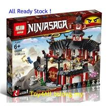 NINJAGO LEGACY THE MONASTERY OF SPINJITZU 70670 LEGO COMPATIBLE BRICK