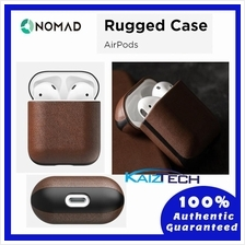 Original Nomad Rugged Case for AirPods - Horween Leather from USA