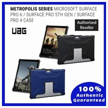 Original UAG Metropolis MICROSOFT SURFACE PRO 6 / SURFACE PRO 5 GEN / SURFACE