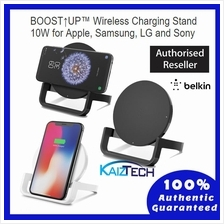 3 Years Warranty - Belkin BOOST ↑UP ™ Wireless Charging Stand 10W f
