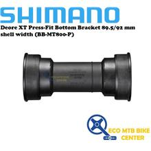 SHIMANO Deore XT Press-Fit Bottom Bracket 89.5/92 mm shell width
