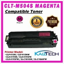 Samsung 504 504S CLT-M504S Magenta Compatible Laser Toner Cartridge For Printe