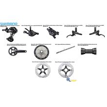 SHIMANO DEORE XT M8100 Series GroupSET (PREORDER)