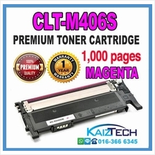 Samsung 406 / CLT-M406S / CLTM406S / CLT406 MAGENTA High Quality Compatible Co
