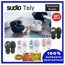 100% Original SUDIO TOLV In-Ear Wireless Earbuds