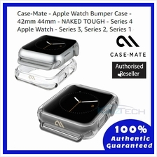 [42mm/44mm] Original Case-Mate - Apple Watch Bumper Case - 42mm 44mm - NAKED T
