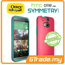 OTTERBOX Symmetry Case | HTC One M8 - Teal Rose