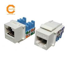 Dintek Cat.5e Unshielded Horizontal Type Keystone E-Jack
