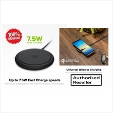 Mophie Wireless Charging Base 7.5W for Qi-enabled Device - Black