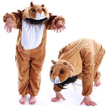 Promotion - Lion Cosplay Kids Animal Outfit Costume Size L