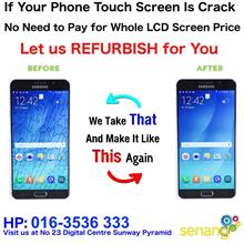 Repairing Original Samsung Galaxy A20  LCD Touch Screen Replacement