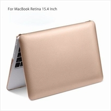 HOCO SIMPLE STYLE ULTRA SLIM PC HARD FULL BODY CASE (GOLD,15.4 INCH)