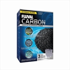 Fluval Carbon - 3 x 100 g (Filtering System)