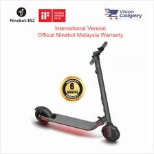 Segway Ninebot Xiaomi Kick Folding Electric Scooter ES2 Local Warranty