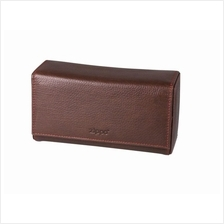 ZIPPO Travel Case leather brown 2006046 for 4 zippo and petrol - 1 unit