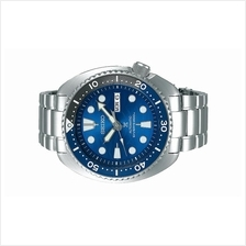 Seiko Men PROSPEX PADI Turtle Stainless Steel Diver Watch SRPD21K1
