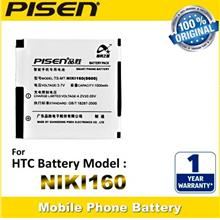 ORIGINAL PISEN Phone Battery NIKI160 HTC Nike 100 200 Dopod S600 S610