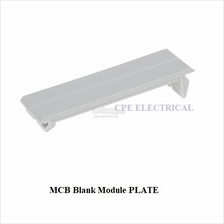MCB Blank Module SP Blank Plate for Consumer Unit MCB x 10