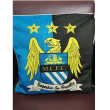 Manchester City Sofa Pillow case 45 x 45cm