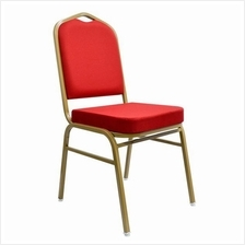 Banquet Chair (Gold Chrome Frame) BC-860E-G