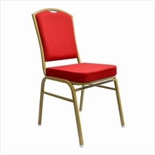 Banquet Chairs (Gold Chrome Frame) BC-890E-G