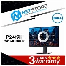 """Dell P2419H 24"""" 16:9 IPS Monitor: Best Price in Malaysia"""