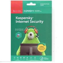 GENUINE KASPERSKY INTERNET SECURITY 2019 (1 YEAR 5 DEVICE USER) RETAIL