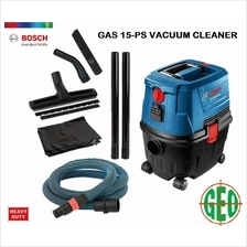 Bosch GAS 15-PS HEAVY DUTY WET AND DRY VACUUM CLEANER /EXTRACTOR