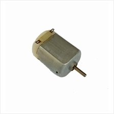 Small DC Electric Brush Motor 3V - 12V DC without gear