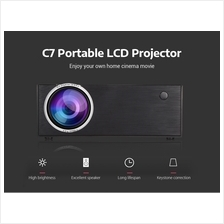 Projectors & Accessories - C7 PORTABLE Lcd Projector Home Theater 2000..