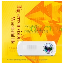 Projectors & Accessories - Yg-320 PORTABLE Home MINI HDMI USB Led 1080..