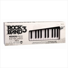 Rock Band 3 Wireless MIDI Keyboard for Wii, Wii U, PS3