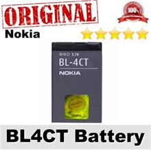 Original Nokia BL4CT BL-4CT 2720 6600 fold 7230 Battery 1Y WARRANTY