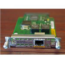 Cisco One-port ISDN WAN Interface Card