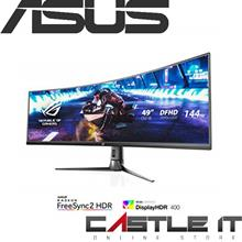 "ASUS XG49VQ MONITOR LED GAMING ROG Strix 49 "" Ultra-Wide (VA-SUWHD"